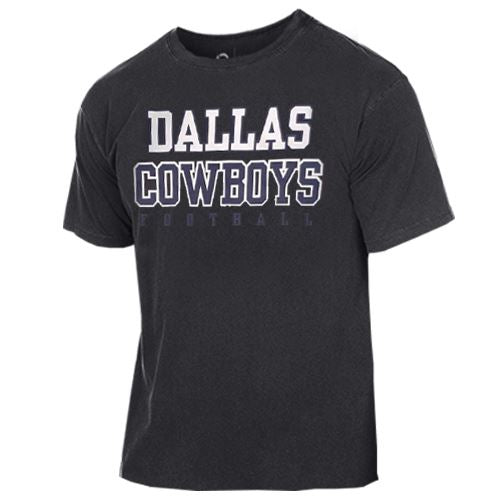 DCM NFL Unisex Dallas Cowboys AG Practice T-Shirt Grey