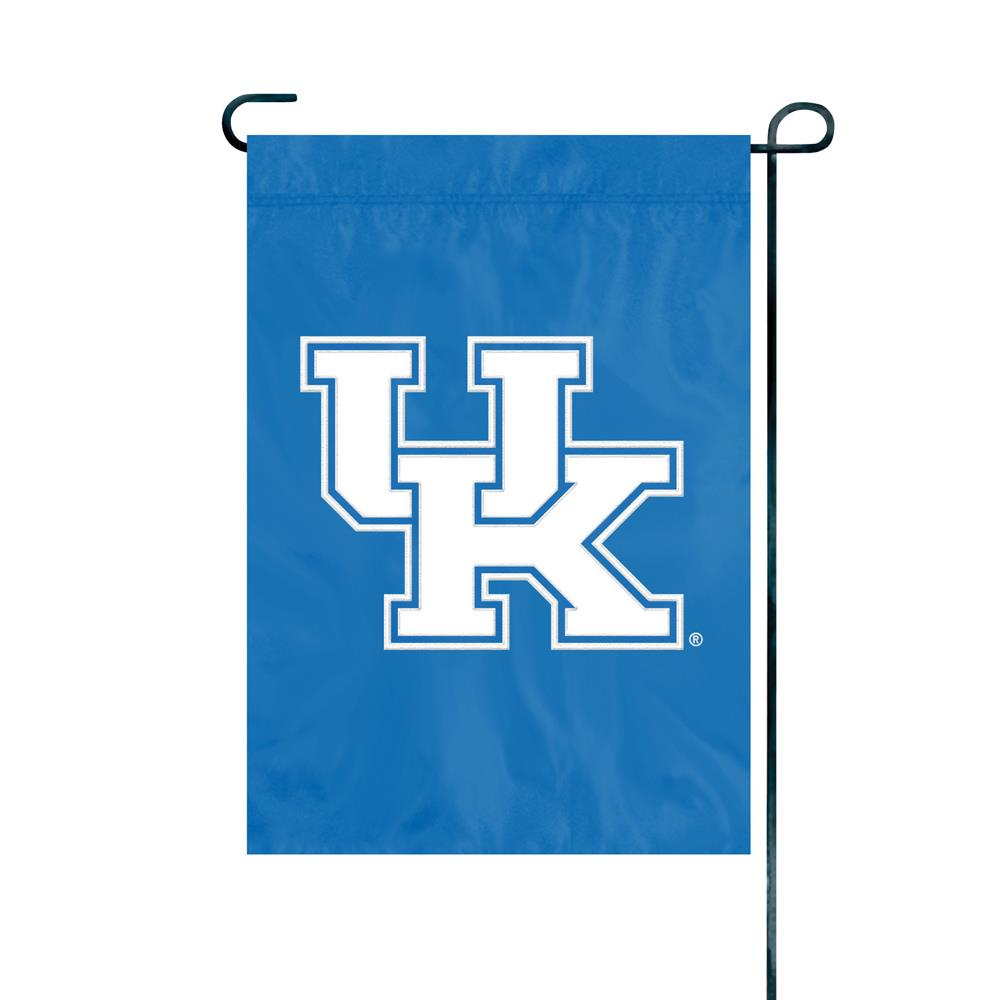 Party Animal NCAA Kentucky Wildcats Garden Flag Full Size 18x12.5
