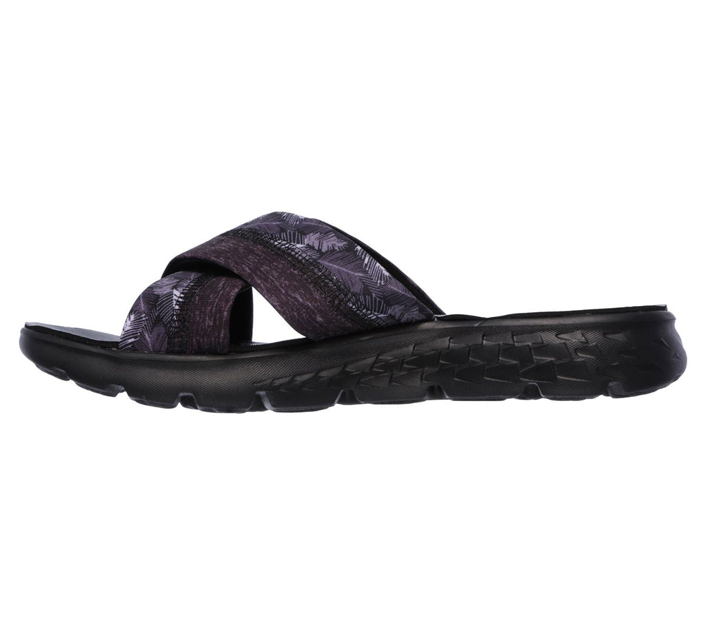 a669a6e4b985 ... Skechers Performance Women s On The GO 400 Tropical Slide Sandals ...