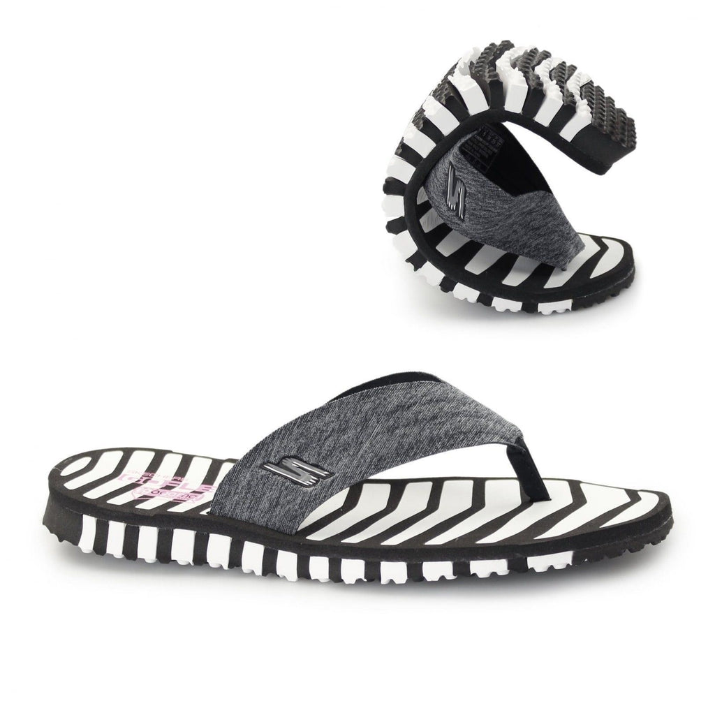 Skechers Performance Women's GO Flex Vitality Flip Flop Sandals