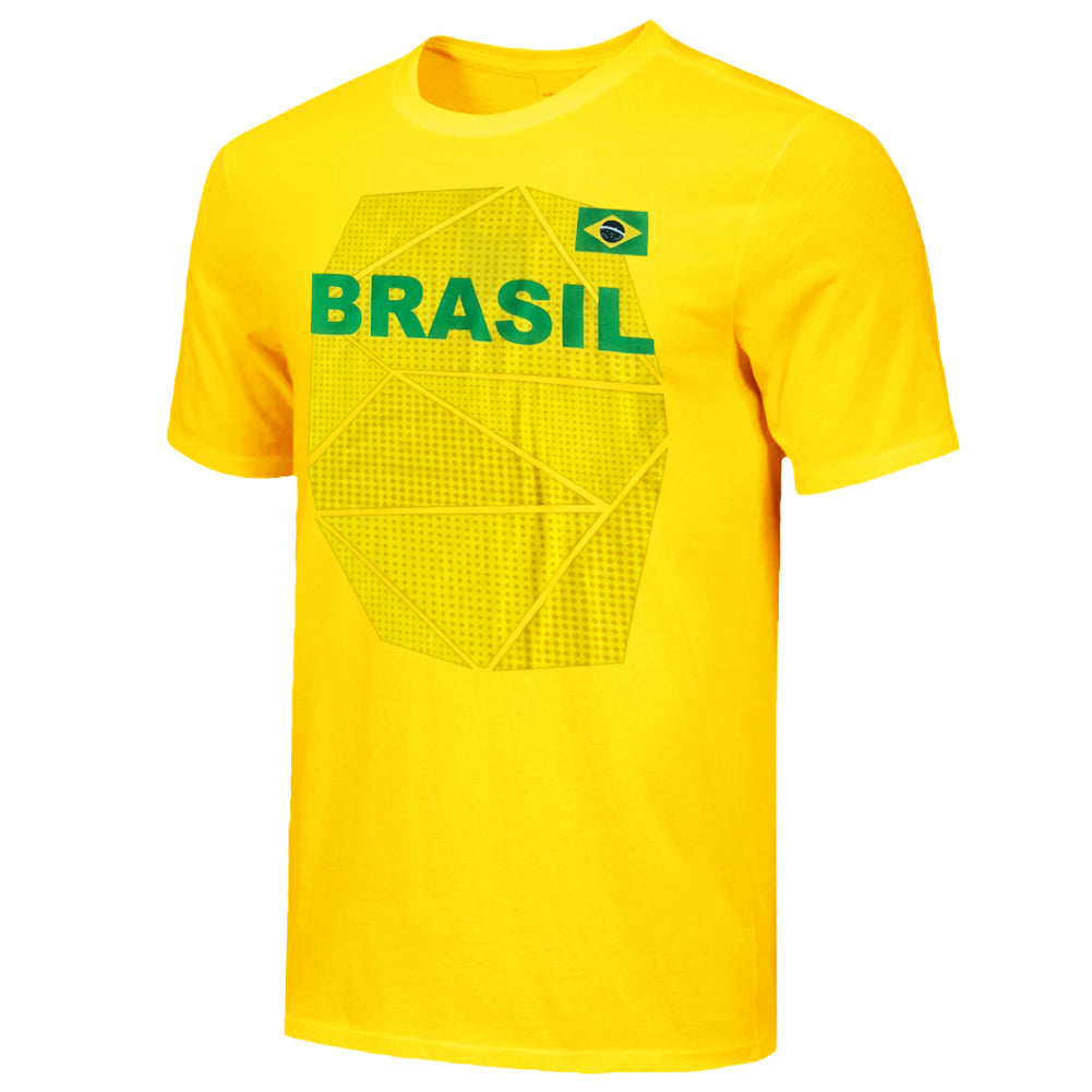 Gen 2 Men's Brazil One Team World Cup 2018 T-Shirt