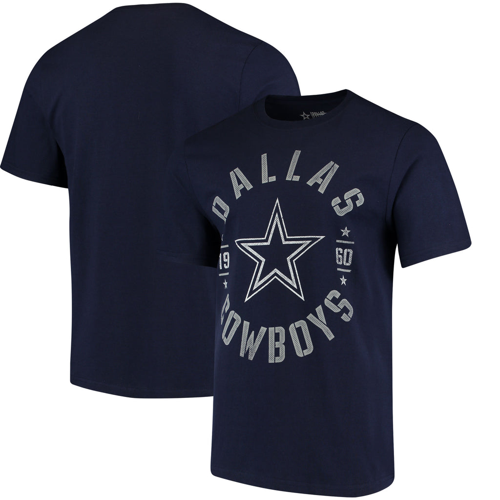DCM NFL Men's Dallas Cowboys Brigade T-Shirt