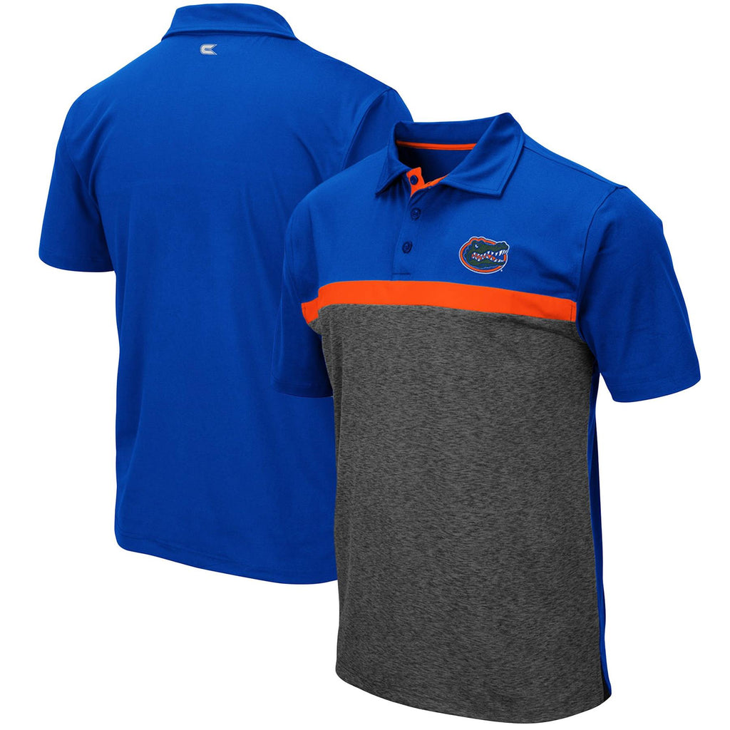 Colosseum NCAA Men's Florida Gators Capital City Polo