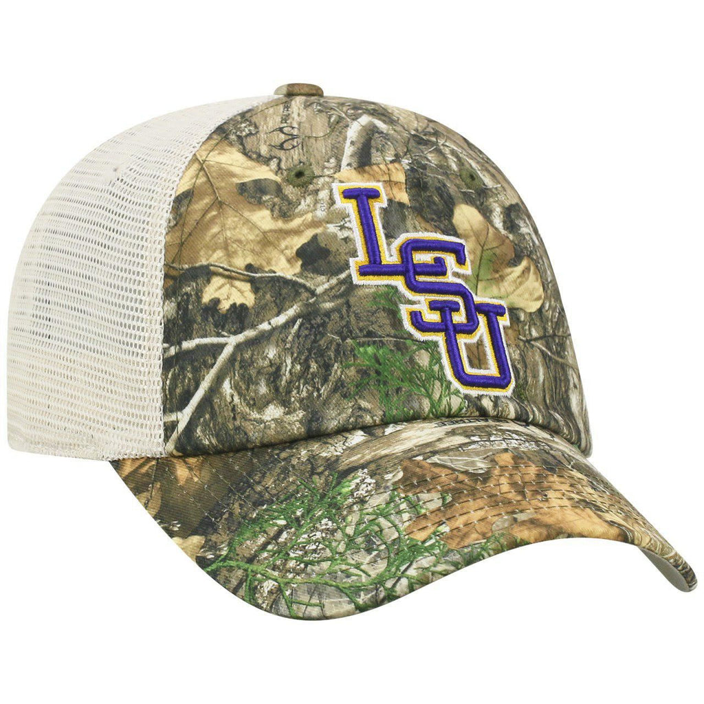 for whole family outlet store sale various colors Top Of The World NCAA Men's LSU Tigers Sentry Camo Adjustable ...