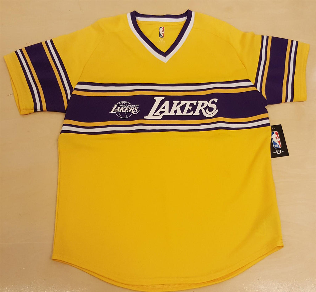 UNK NBA Men's Los Angeles Lakers Court Yard Jersey