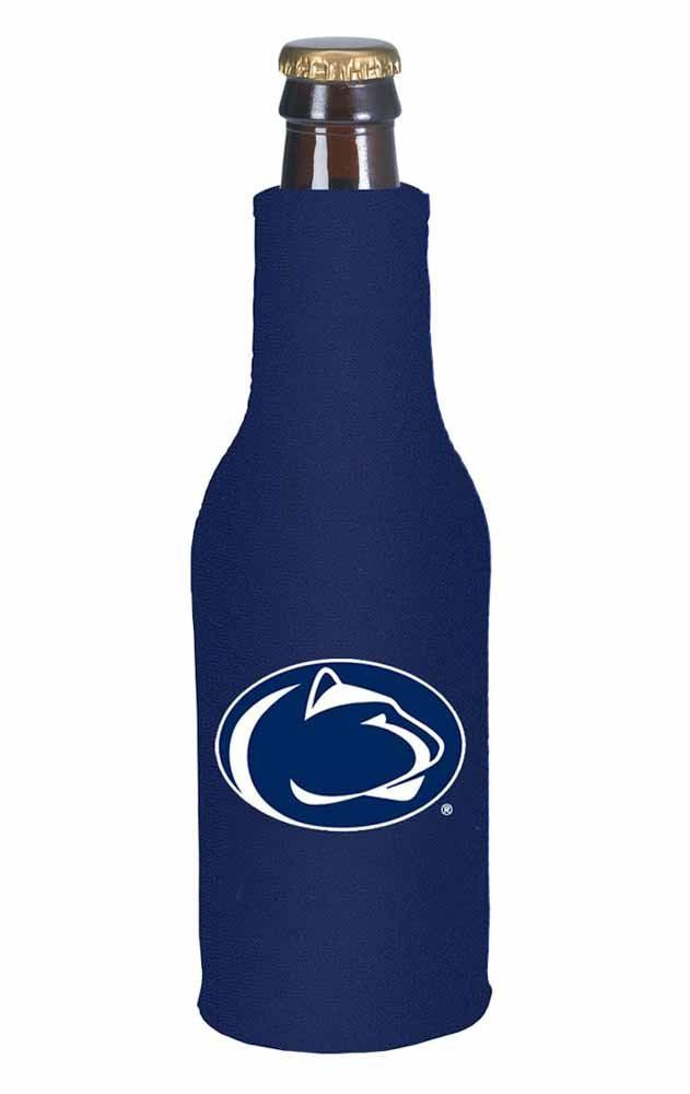 Kolder NCAA Penn State Nittany Lions Neoprene Bottle Suit Navy 12 oz.