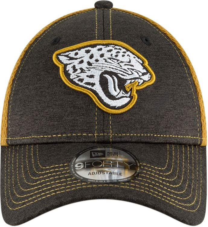 ... New Era NFL Men s Jacksonville Jaguars Surge Stitcher 9FORTY Adjustable  Hat ... 2c2ce50c3