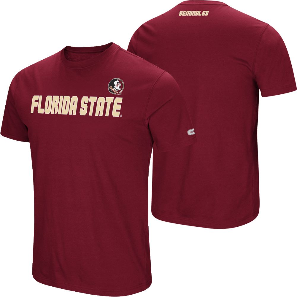 87064f87bd893 Colosseum NCAA Men s Florida State Seminoles Waterboy T-Shirt