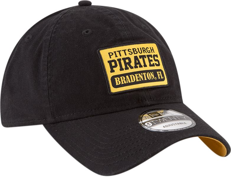 best service 462a3 cc3b7 New Era MLB Men s Pittsburgh Pirates 2018 Spring Training Prolight 9TWENTY  Adjustable Hat Black OSFA