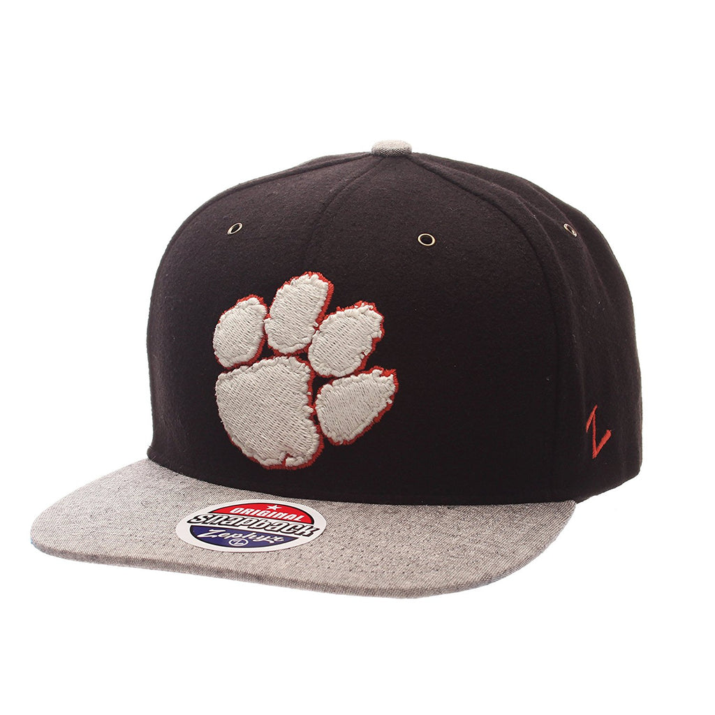 Zephyr NCAA Clemson Tigers Executive Snapback Ajustable  Hat