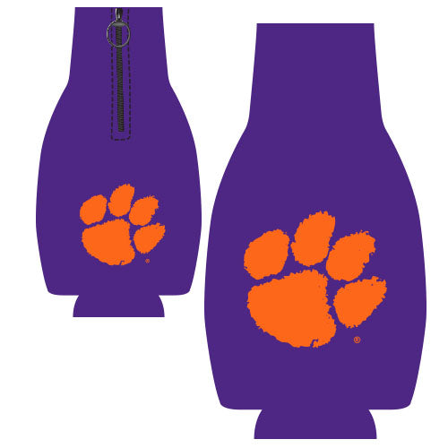 Jay Mac NCAA Clemson Tigers Bottle Suit Purple