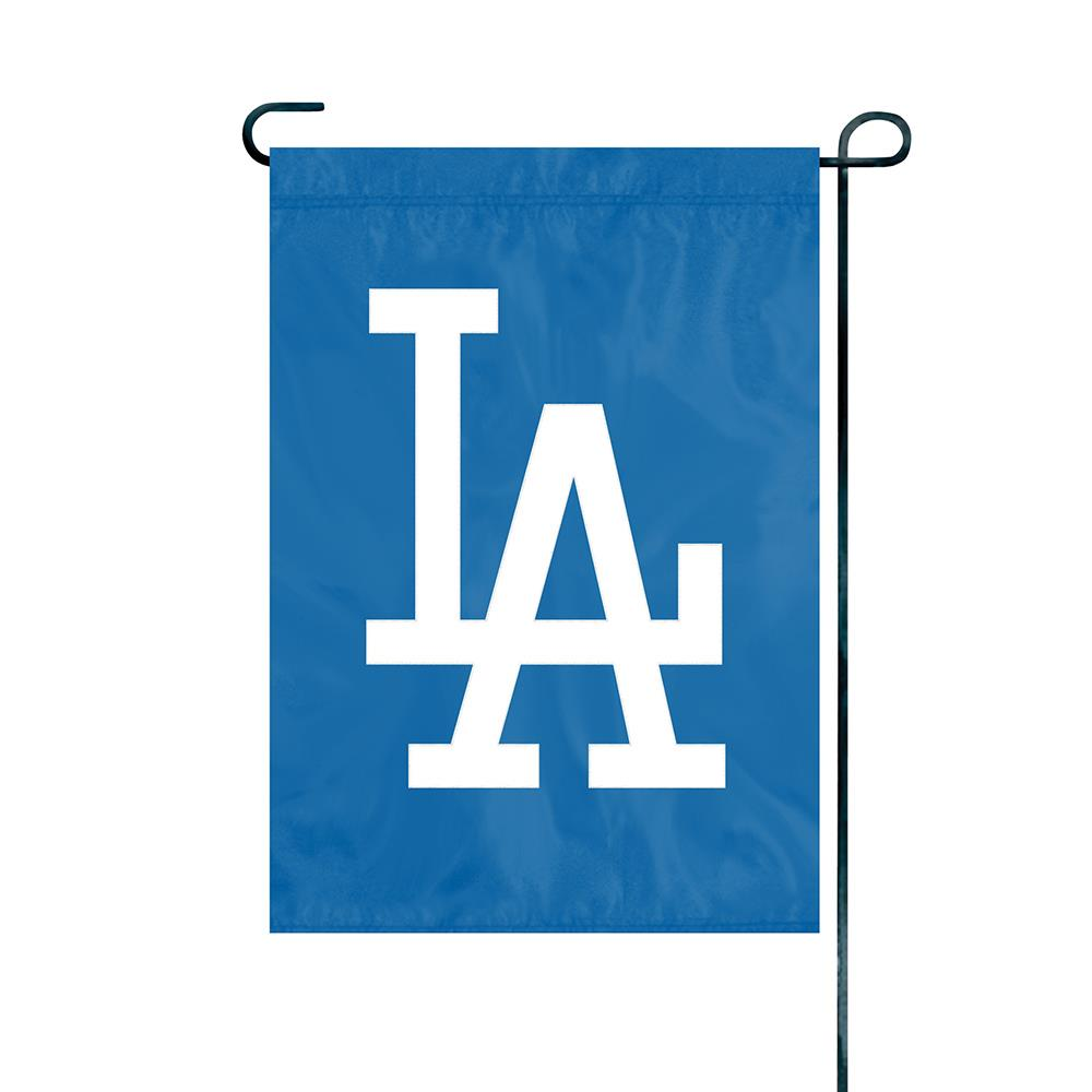 Party Animal MLB Los Angeles Dodgers Garden Flag Full Size 18x12.5