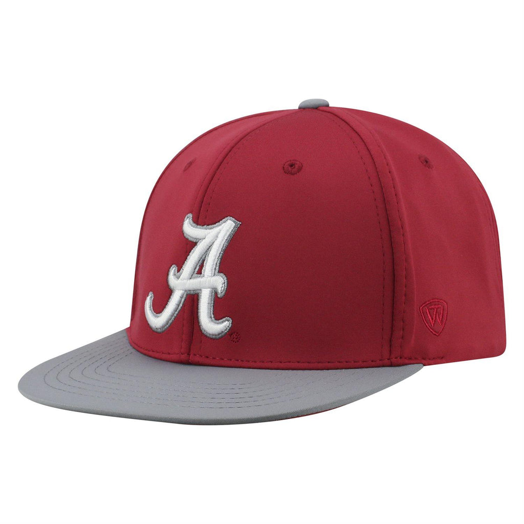 Top Of The World NCAA Men's Alabama Crimson Tide Ridge Adjustable Snapback