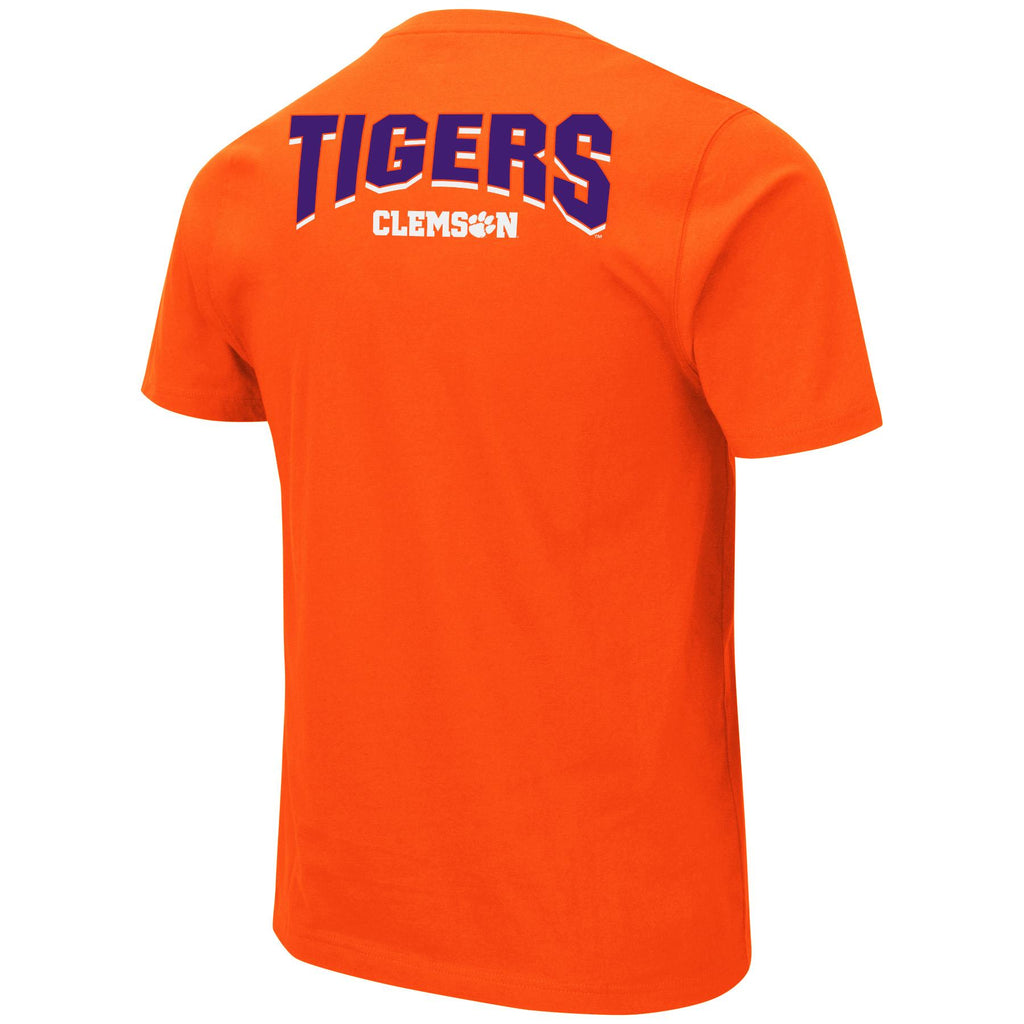 Colosseum NCAA Men's Clemson Tigers Ullman T-Shirt