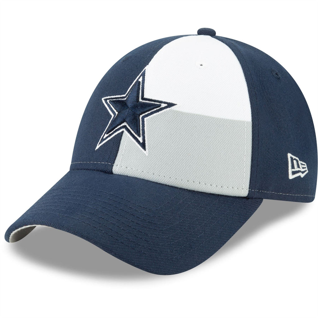 f43d8ab69 New Era NFL Men's Dallas Cowboys 2019 Draft On Stage Official 9Forty Adjustable  Hat Navy