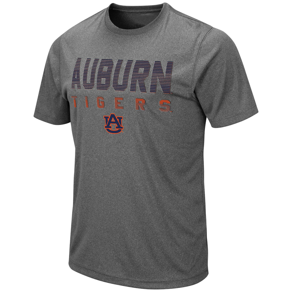 Colosseum NCAA Men's Auburn Tigers Flanders T-Shirt