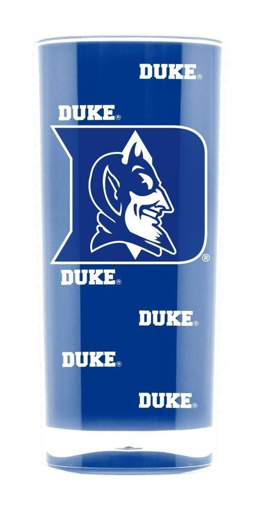 Duck House NCAA Duke Blue Devils Insulated Square Tumbler Cup 16 oz.