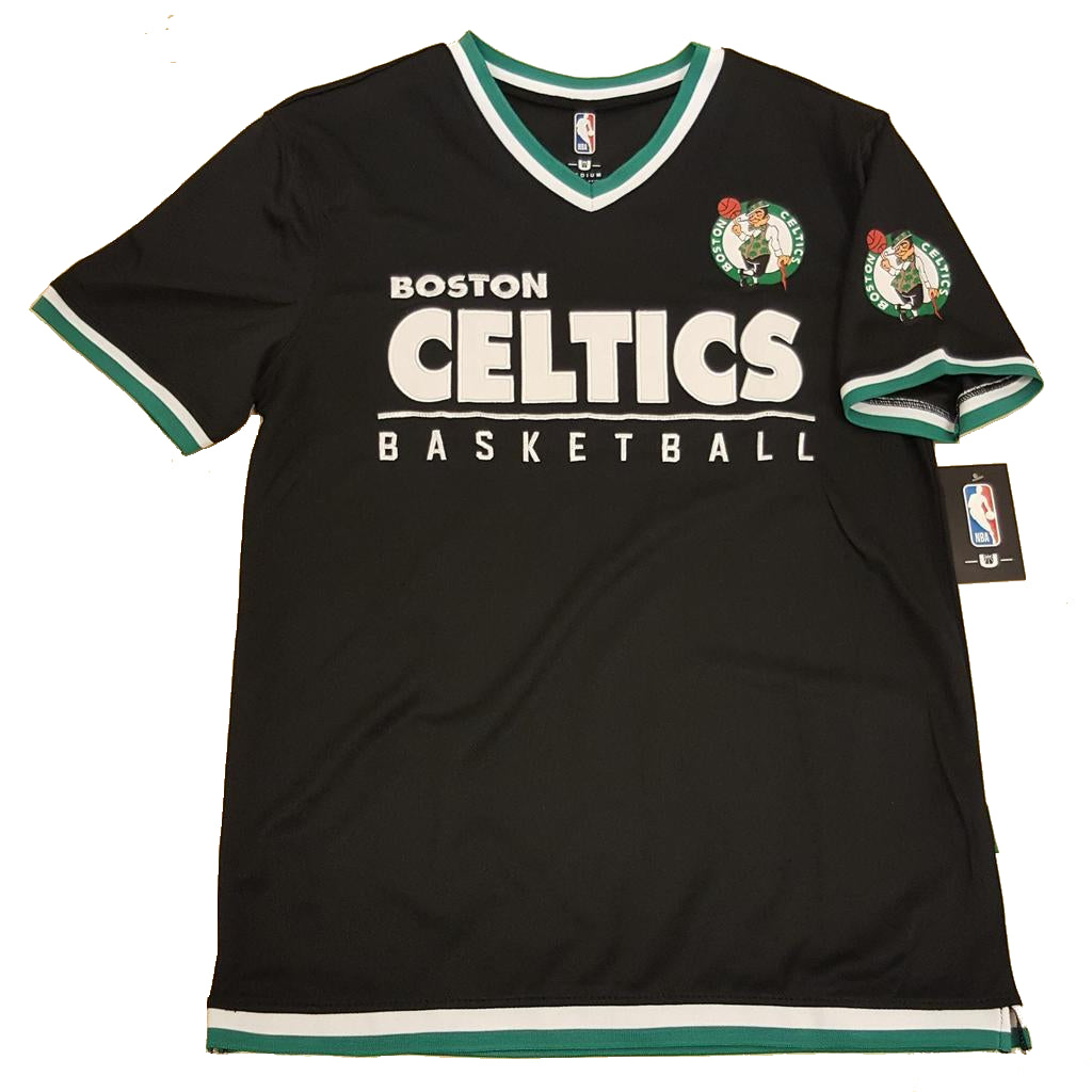 UNK NBA Men's Boston Celtics Shooting Guard Jersey