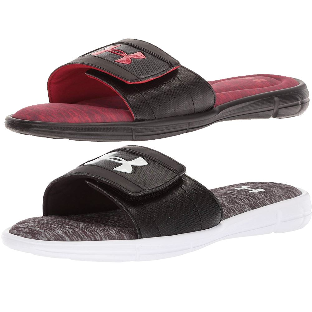 Under Armour Men's UA Ignite CC Heather V Slide Sandals