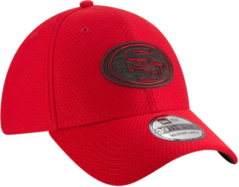 New Era NFL Men's San Francisco 49ers Training Camp 39Thirty Flex Hat