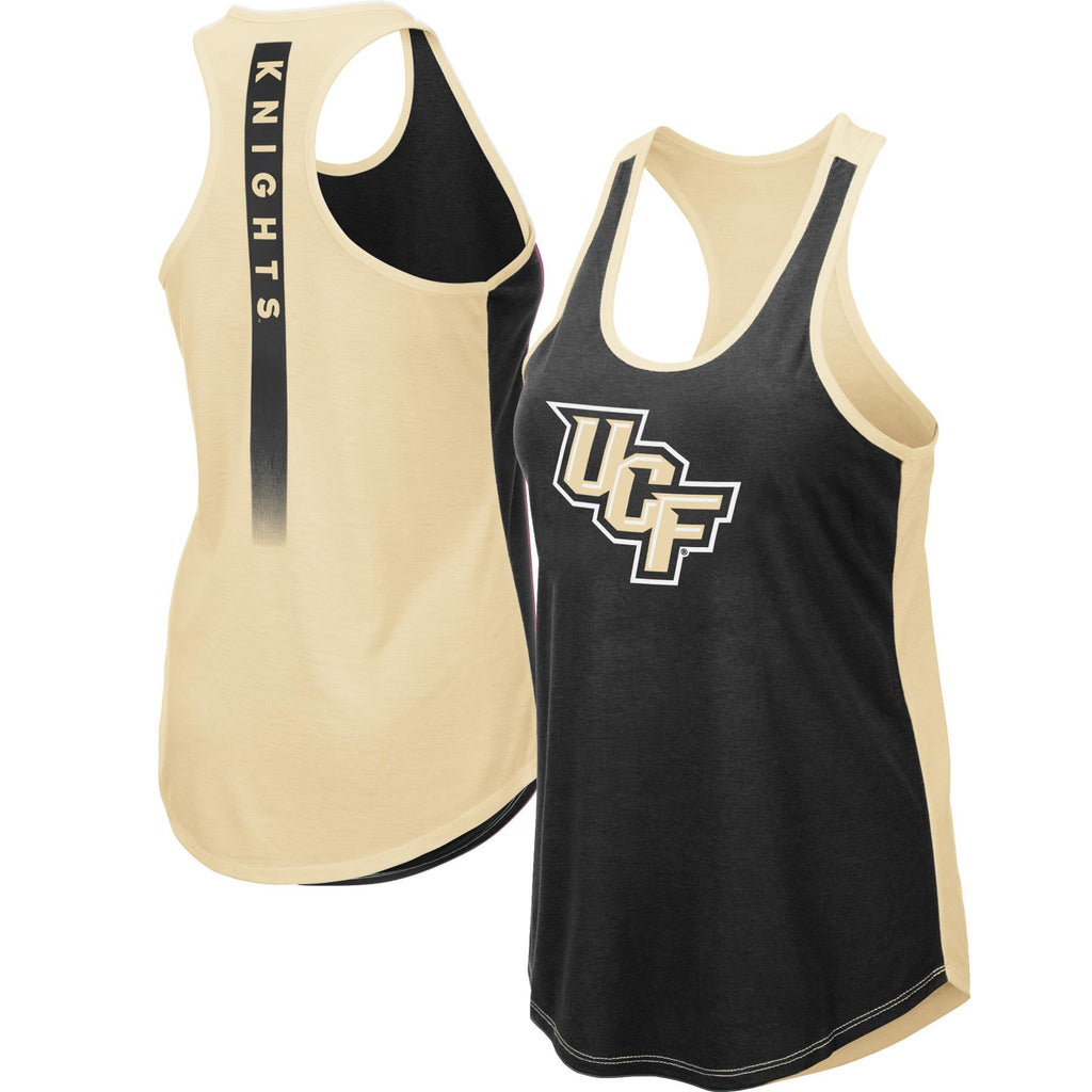 Colosseum NCAA Women's Central Florida Knights (UCF) Publicist Tank Top
