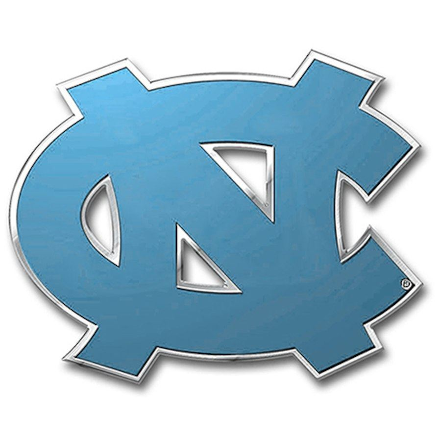 Promark NCAA North Carolina Tar Heels Team Auto Emblem