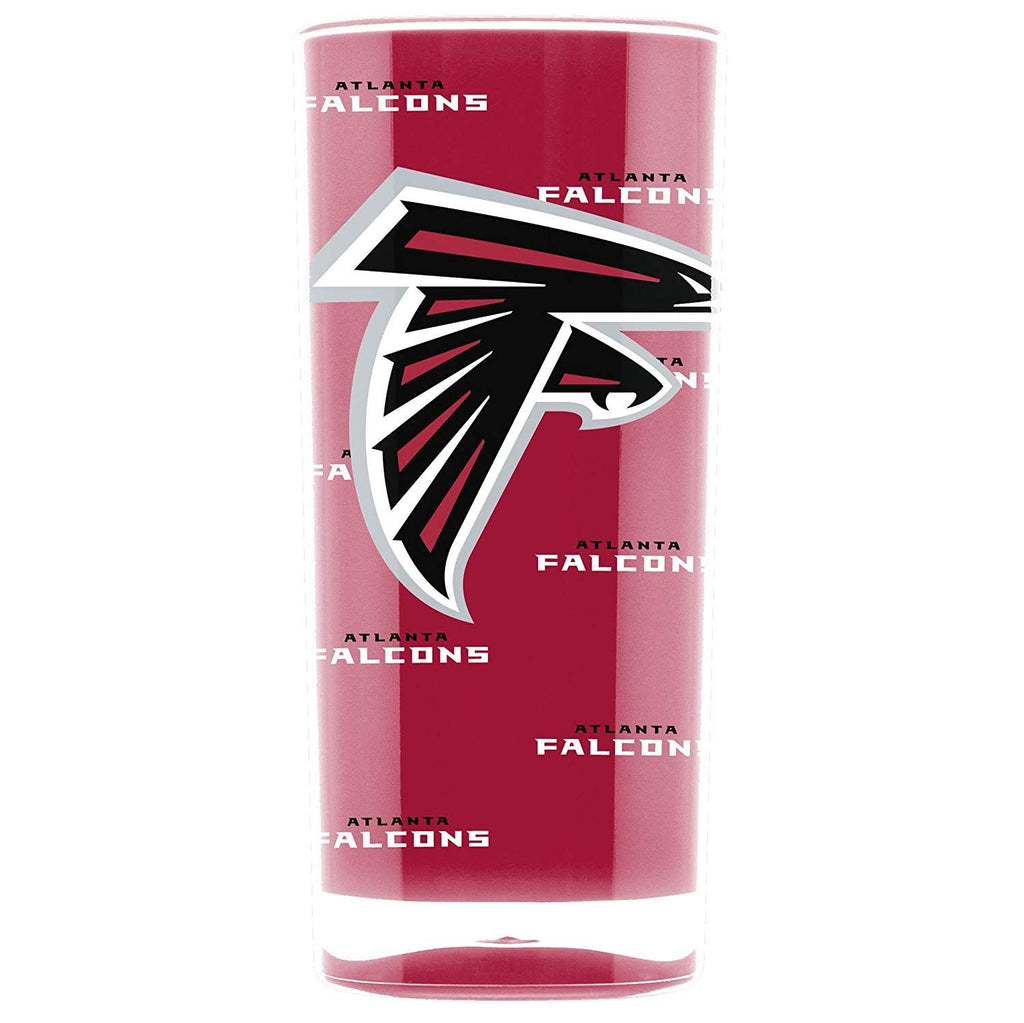 Duck House NFL Atlanta Falcons Insulated Square Tumbler Cup 16 oz.