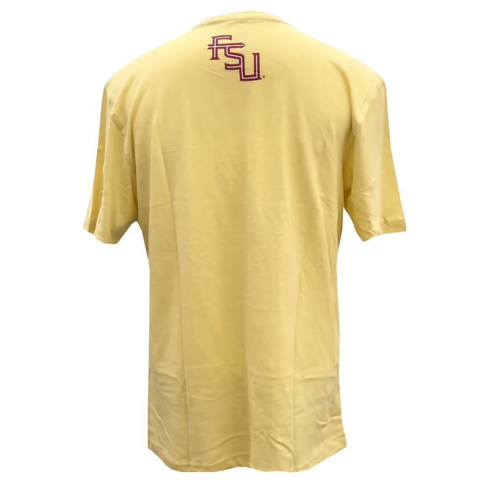 Colosseum NCAA Men's Florida State Seminoles Bare Bow T-Shirt