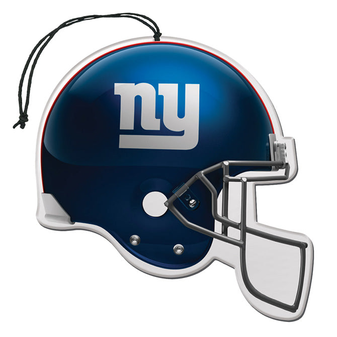 Team Promark NFL New York Giants Air Freshener Vanilla Scent