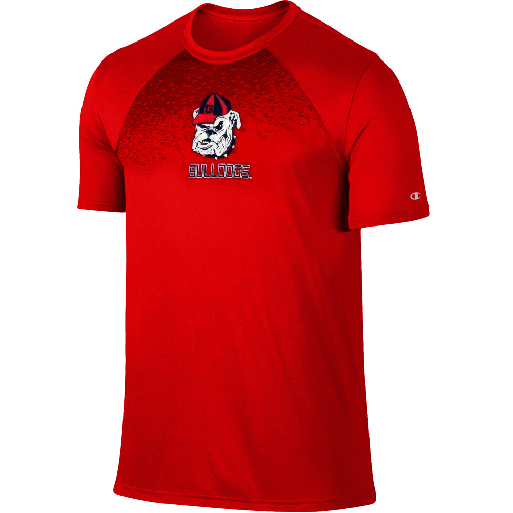 Champion NCAA Men's Georgia Bulldogs Training T-Shirt