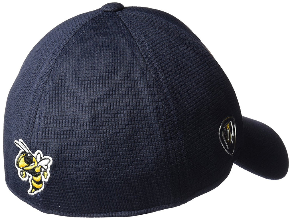 Top Of The World NCAA Men's Georgia Tech Yellow Jackets Booster Plus Memory-Fit Cap