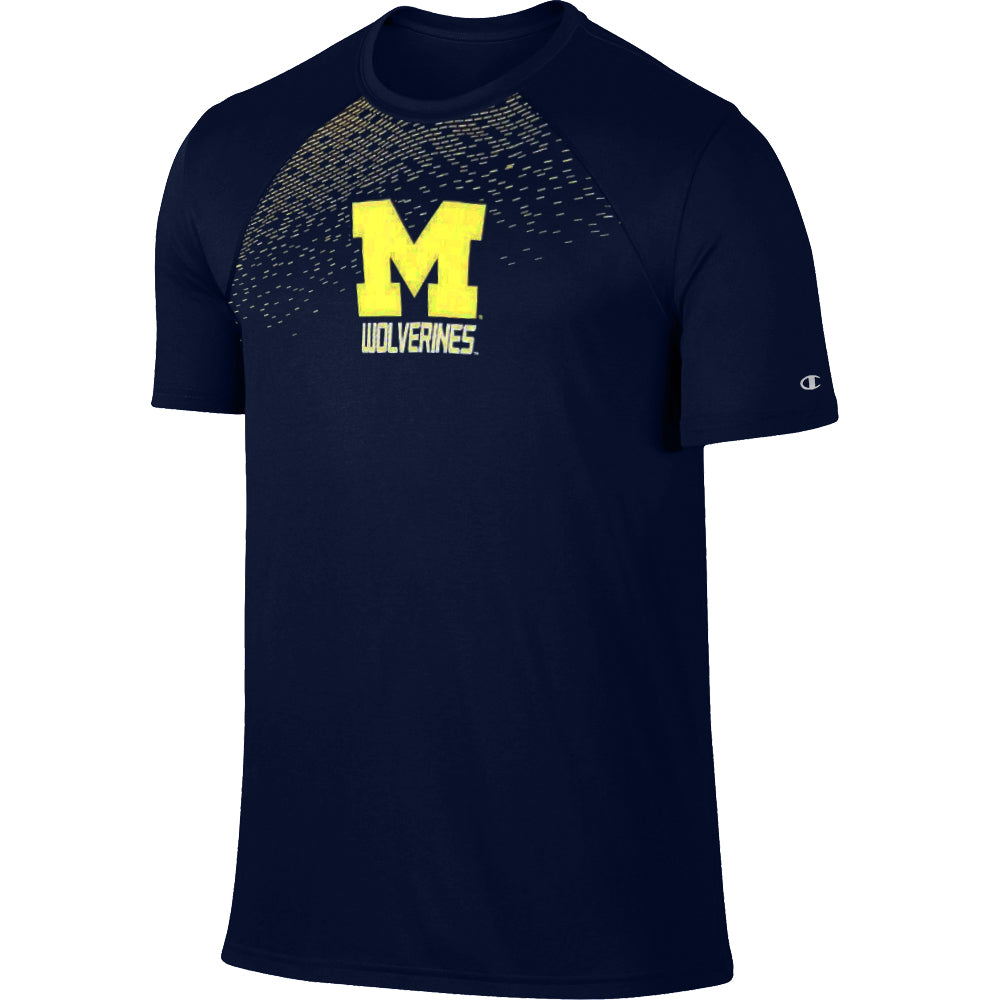 Champion NCAA Men's Michigan Wolverines Training T-Shirt