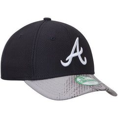 New Era MLB Men's Atlanta Braves Team Slide 9FORTY Adjustable Hat