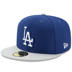 New Era MLB Men's Los Angeles Dodgers Diamond Era 59FIFTY Fitted Hat