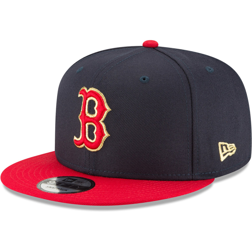New Era MLB Men's Boston Red Sox Glory Turn 9FIFTY Adjustable Snapback Hat