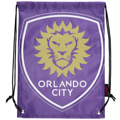 Logo Chair MLS Orlando City Soccer Club Doubleheader Backsack