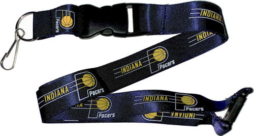 Aminco NBA Indiana Pacers Team Lanyard