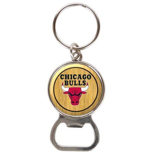 Great American Products NBA Chicago Bulls Gift Collectable Bottle Opener Keychain