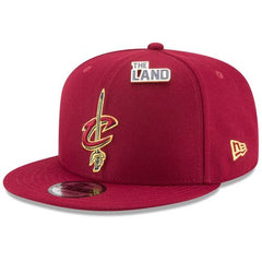 New Era NBA Men's Cleveland Cavaliers 2018 NBA Draft Hat 9FIFTY Snapback Adjustable Hat