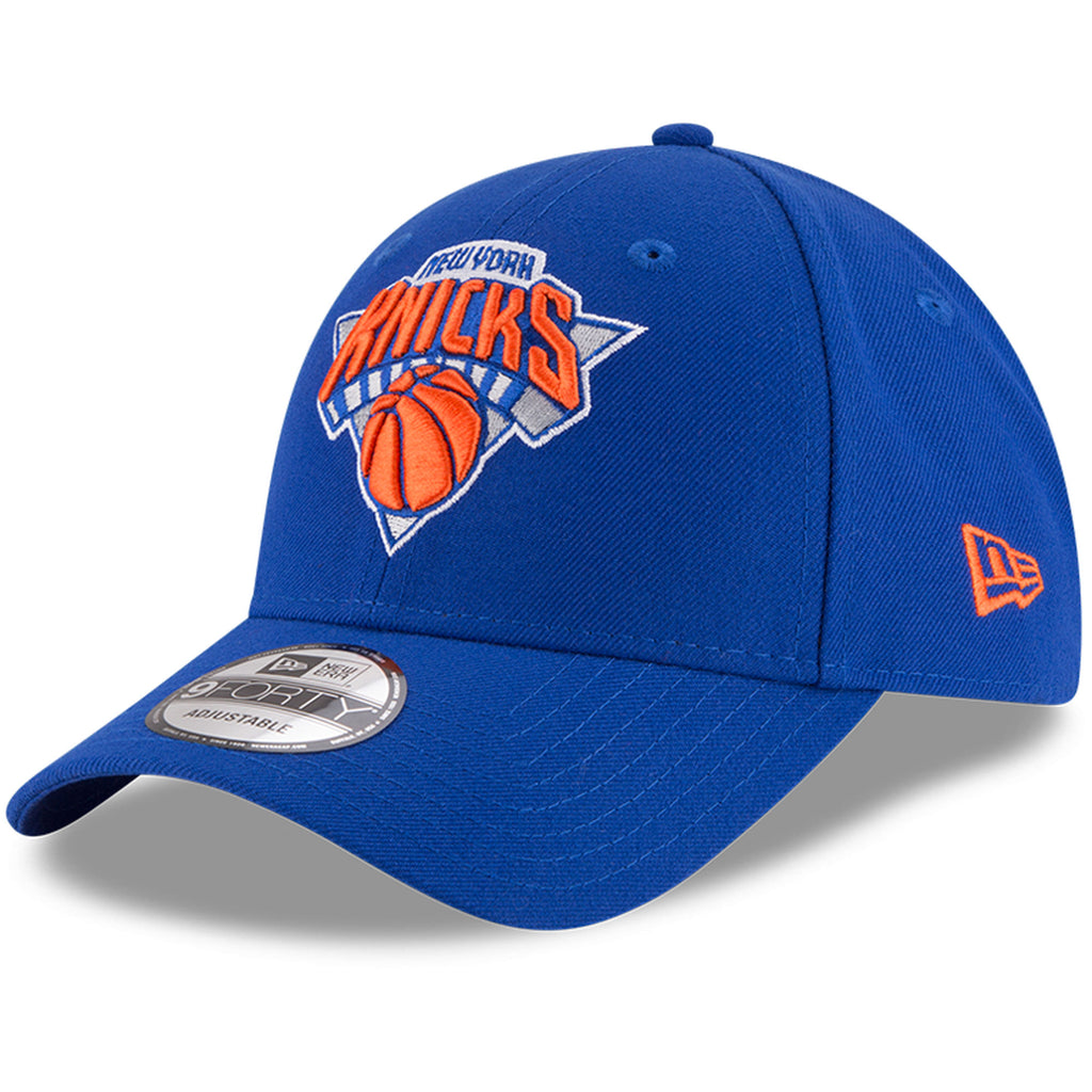 buy online a5bc0 b8c34 New Era NBA Men s New York Knicks The League 9FORTY Adjustable Hat