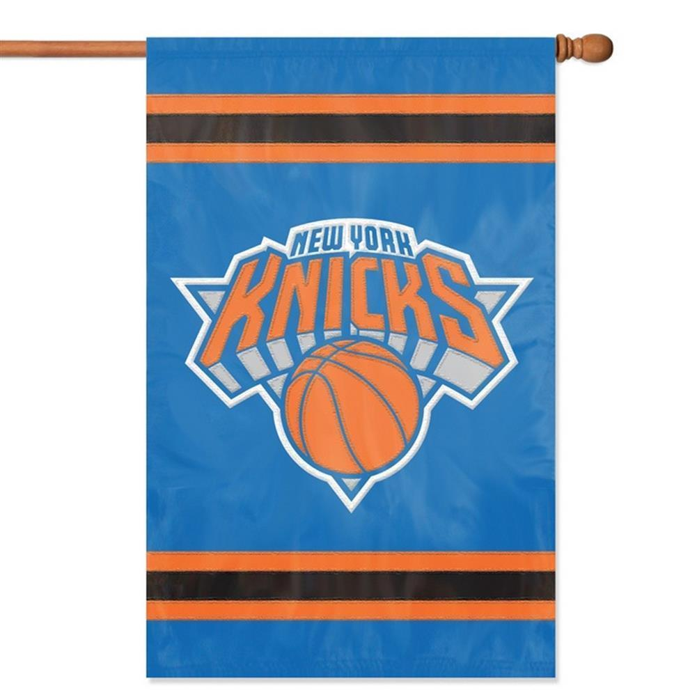 "Party Animal NBA New York Knicks 28"" x 44"" House Banner Flag"