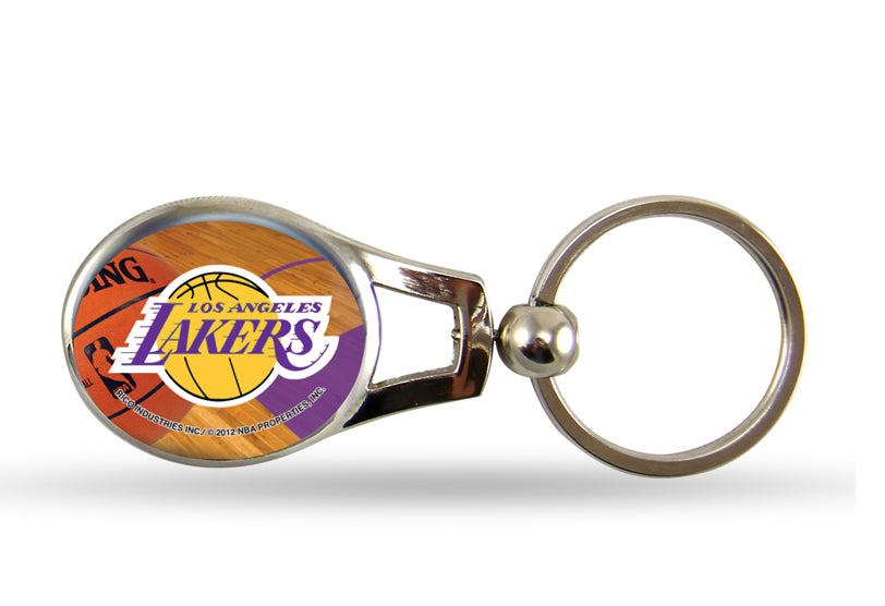 Rico NBA Los Angeles Lakers Oval Key Chain