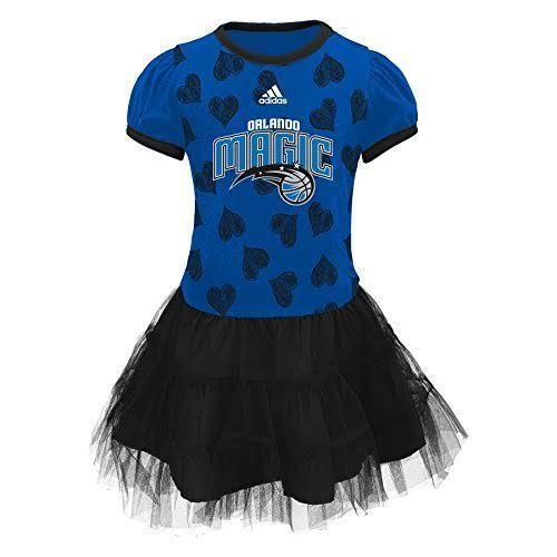 Adidas NBA Girl's Orlando Magic Love to Dance Tutu Dress