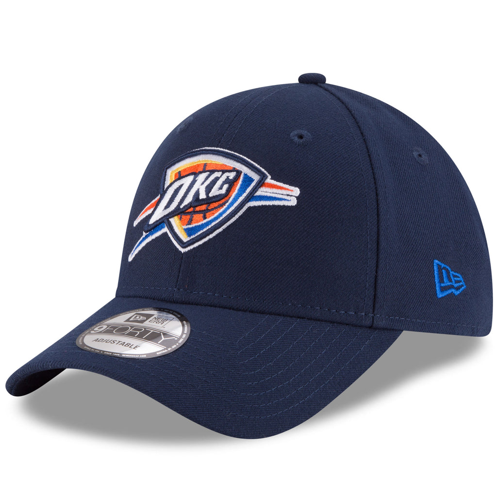 online store ec37f 01415 ... store new era nba mens oklahoma city thunder the league 9forty  adjustable hat 72065 c2dce