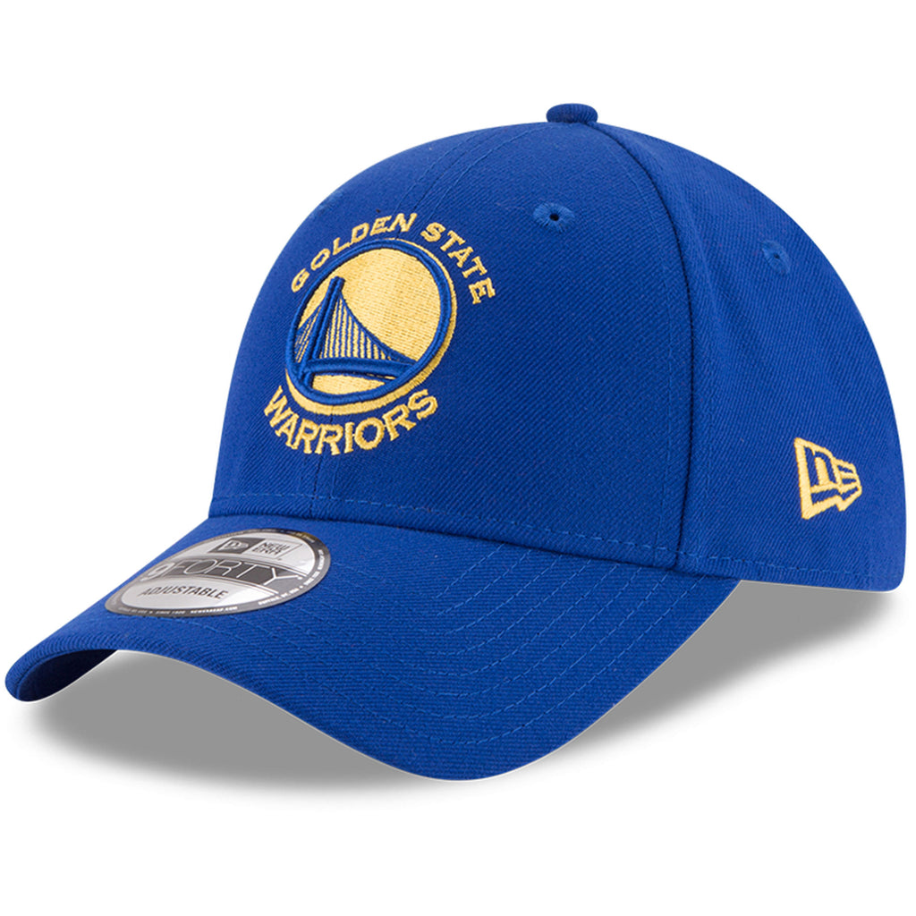 New Era NBA Men's Golden State Warriors The League 9FORTY Adjustable Hat