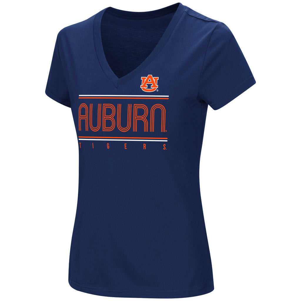 Colosseum NCAA Women's Auburn Tigers How Good Am I T-Shirt