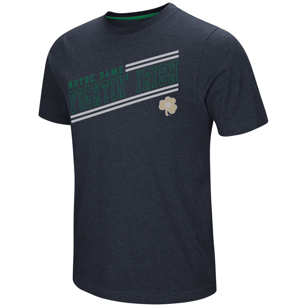 Colosseum NCAA Men's Notre Dame Fighting Irish Fly Ball T-Shirt