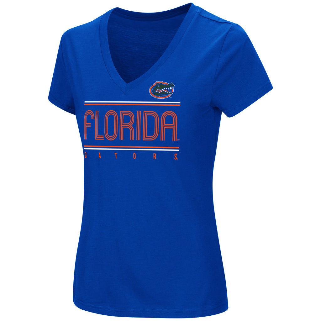 Colosseum NCAA Women's Florida Gators How Good Am I T-Shirt