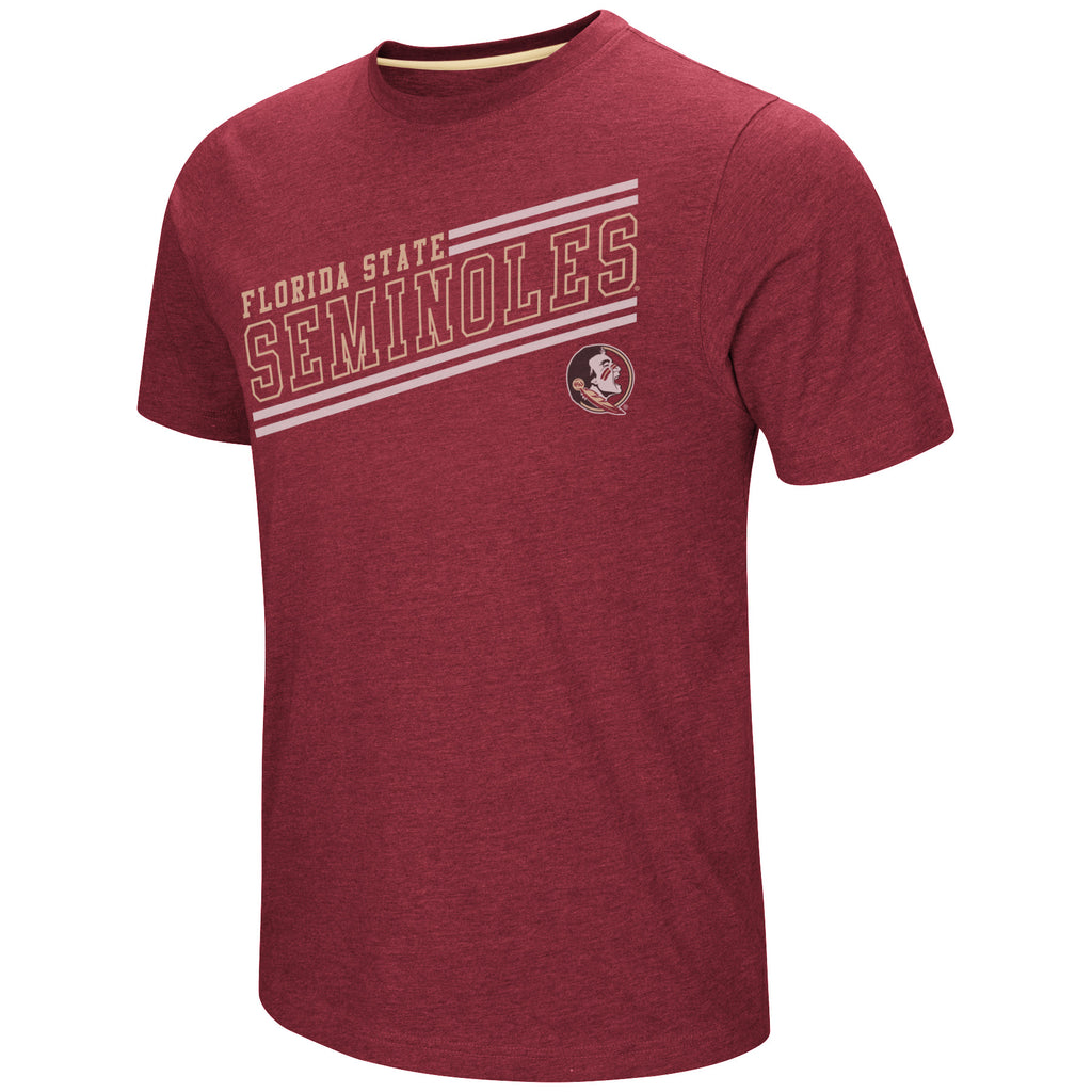 Colosseum NCAA Men's Florida State Seminoles Fly Ball T-Shirt