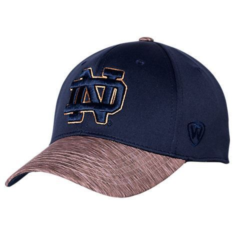 Top Of The World NCAA Men's Notre Dame fighting Irish Lightspeed Stretch Hat One Fit